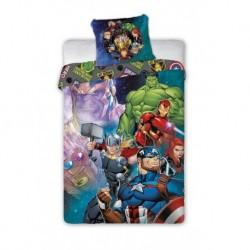 Bavlněné povlečení - Avengers Hero - 140 x 200 cm - Faro
