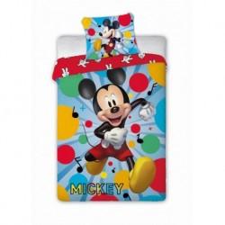 Bavlněné povlečení - Mickey happy - 140 x 200 cm - Faro