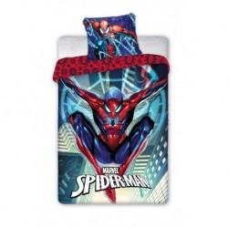 Bavlněné povlečení - Spiderman - city - 140 x 200 cm - Faro