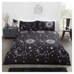 Mikroflanelové povlečení - Astrologie - 140 x 200 cm