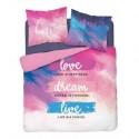 Bavlněné francouzské povlečení - Love dream - 220 x 200 cm - Detexpol