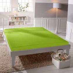Microtop prostěradlo - kiwi - BedStyle