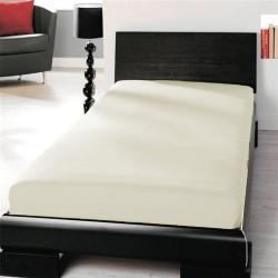 Microtop prostěradlo - smetanové - BedStyle