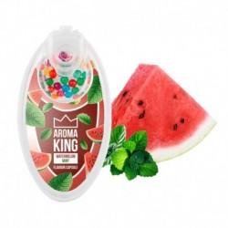 Praskací kuličky Aroma King - Vodní meloun a máta - 100 ks