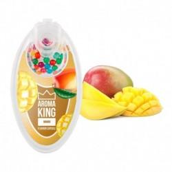 Praskací kuličky Aroma King - Mango - 100 ks