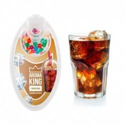 Praskací kuličky Aroma King - Ledová Cola - 100 ks