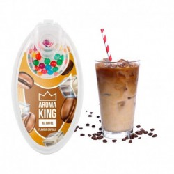 Praskací kuličky Aroma King - Ice Coffee - 100 ks