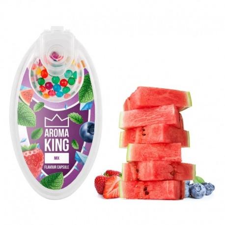 Praskací kuličky Aroma King - Mix chutí - 100 ks