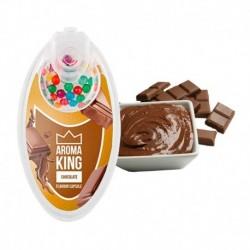 Praskací kuličky Aroma King - Čokoláda - 100 ks