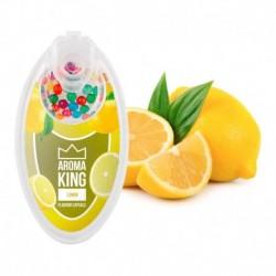 Praskací kuličky Aroma King - Citron - 100 ks