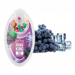 Praskací kuličky Aroma King - Ledové hroznové víno - 100 ks