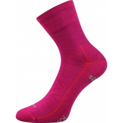 Bambusové ponožky Baeron - fuxia - 1 pár - VoXX