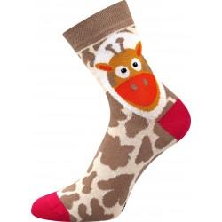 Ponožky Xantipa 62 - mix - 3 páry - Boma