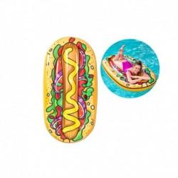 Nafukovací lehátko - hot dog - 190 x 109 cm - Bestway