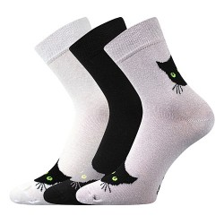 Ponožky Xantipa 65 - mix - 3 páry - Boma