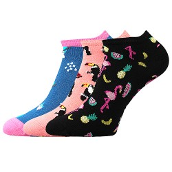 Ponožky Piki 63 - mix A - 3 páry - Boma