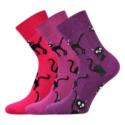 Ponožky Xantipa 32 - mix A - 3 páry - Boma