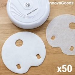 Náhradní hadříky pro čistící roboty Klinbot a Klinmop - 50 ks - InnovaGoods