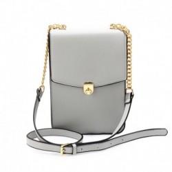 Malá luxusní kabelka AG00586_GREY - šedá - Anna Grace