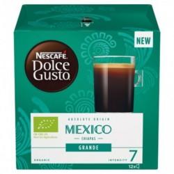 Kapsle Dolce Gusto - Mexiko - BIO - 12 ks - Nescafé