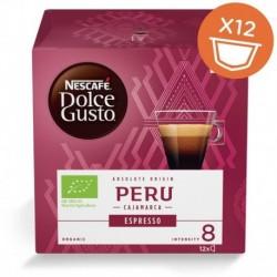 Kapsle Dolce Gusto - Peru - BIO - 12 ks - Nescafé