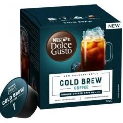 Kapsle Dolce Gusto - Cold Brew - 12 ks - Nescafé