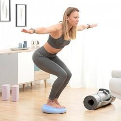 Balanční a masážní polštář s pumpičkou Cushport - InnovaGoods