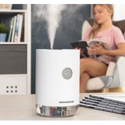 Ultrazvukový dobíjecí zvlhčovač Vaupure - InnovaGoods
