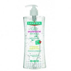 Dezinfekční gel na ruce s pumpičkou - 500 ml - Sanytol