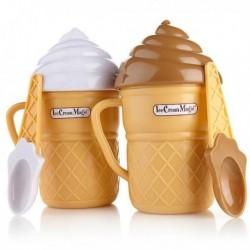 Kelímek na rychlou výrobu zmrzliny