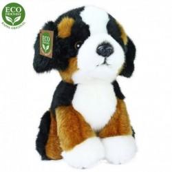 Plyšový pes salašnický - sedící - 18 cm - Rappa