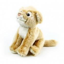 Plyšová lvice - sedící - 20 cm - Rappa
