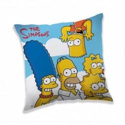 Polštářek - Simpsonovi v oblacích - 40 x 40 cm - Jerry Fabrics