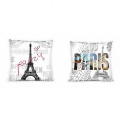 Povlak na polštářek - Paříž - 40 x 40 cm - Faro