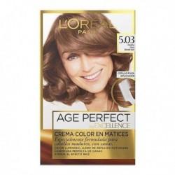 Trvalá barva Excellence Age Perfect Expert Professionel - Tmavý kaštan -Nº 5,3 - LOreal