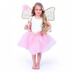 Dětská tutu sukně s křídly - Rappa
