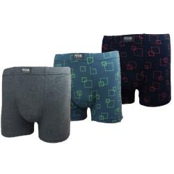 Bavlněné boxerky G55486 - 1 ks - Pesail