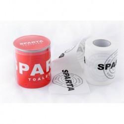 Toaletní papír s motivem Sparty