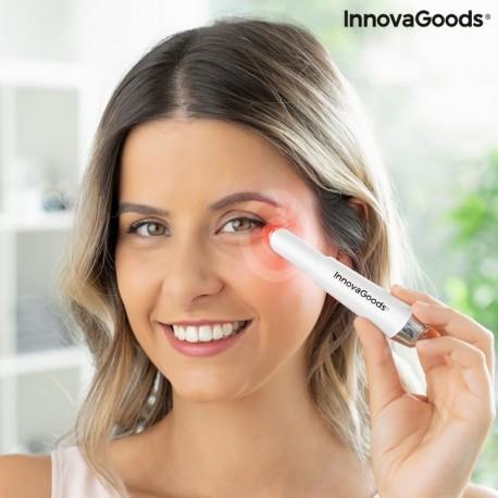 Oční masážní přístroj proti stárnutí s fototerapií, termoterapií a vibracemi Therey - InnovaGoods