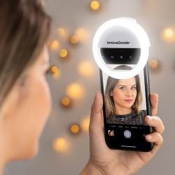 Přisvětlovací lampička na telefon pro youtubery Instahoop - InnovaGoods