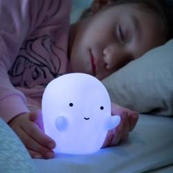 Dětská vinylová lampička Glowy - duch - InnovaGoods