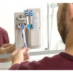 Silikonový stojánek do koupelny - InnovaGoods