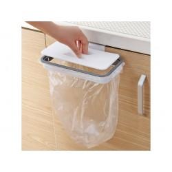 Příruční závěsný držák na odpadkové pytle
