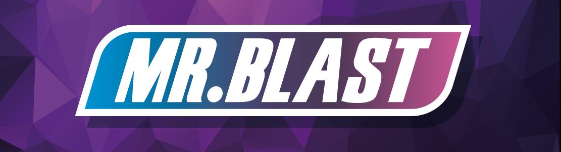 Praskací kuličky Mr. Blast